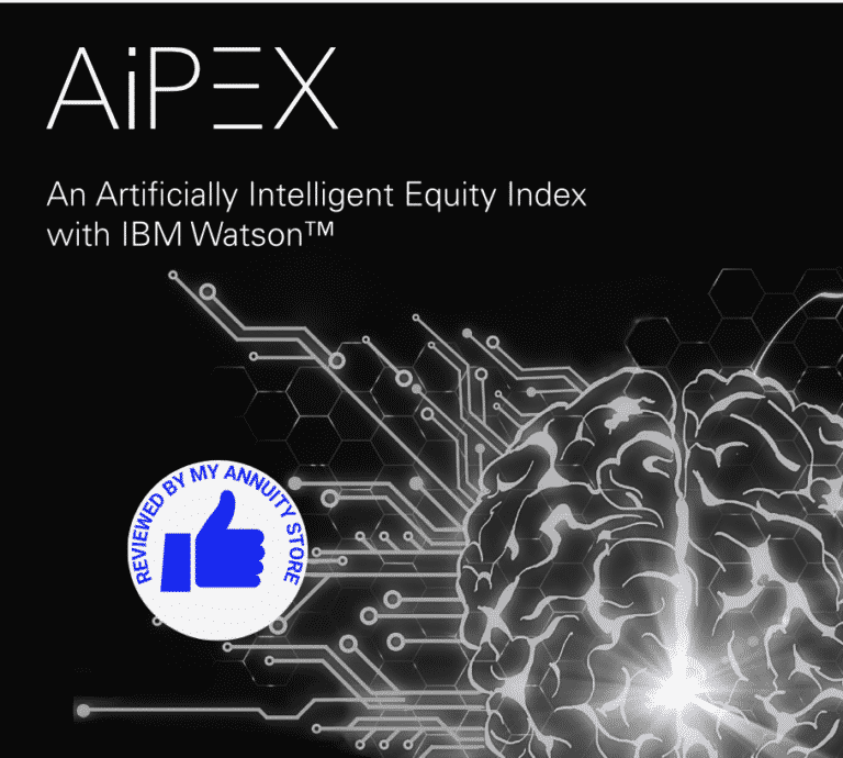 Fixed index annuity gets artificial brain   aipex index