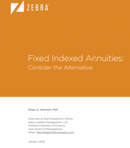 Ibbotson whitepaper on fixed indexed annuities download
