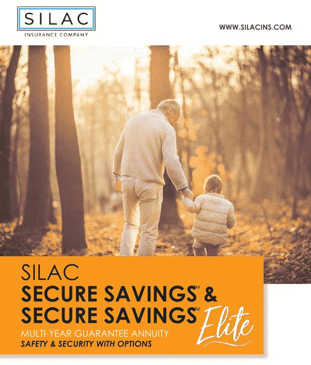 Silac brochure cover