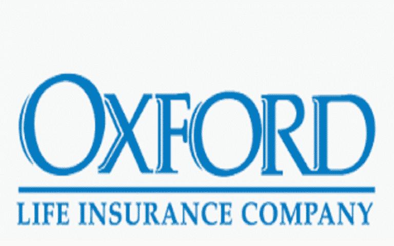 Oxford life insurance company logo