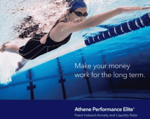 Athene performance elite brochure cover