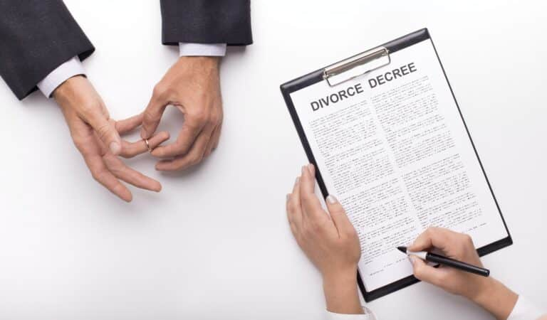 Social security benefits for divorced spouse