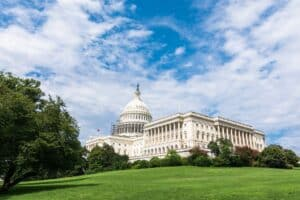The secure act and your ira article picture of nation's capital building