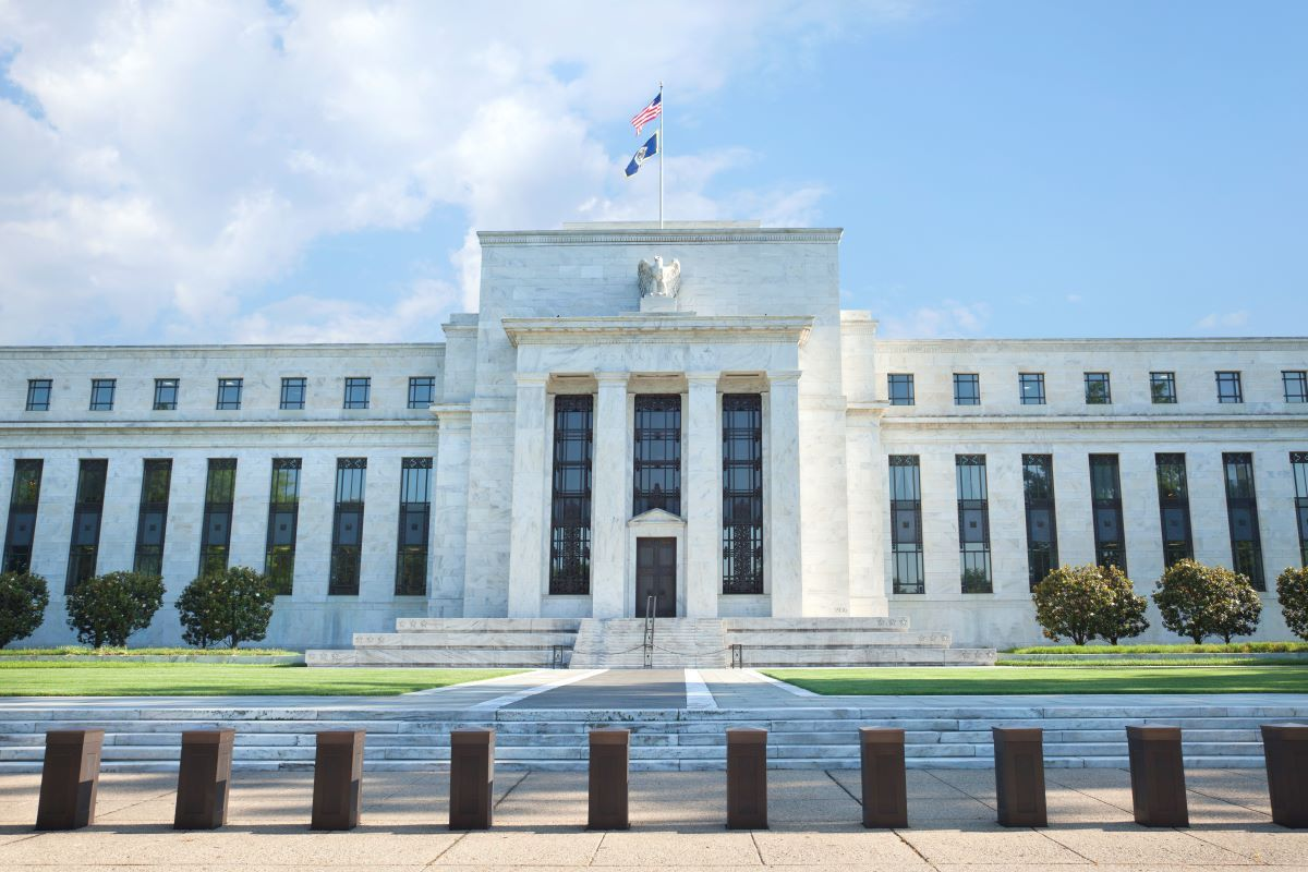 IRS Extends 2021 Tax Deadline to May 17, 2021 Picture of Federal Reserve Building in Spring