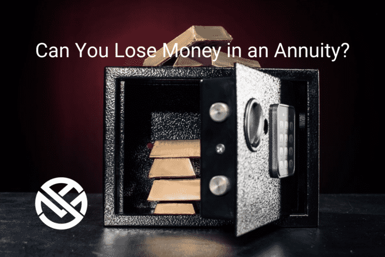 Can you lose money in an annuity?