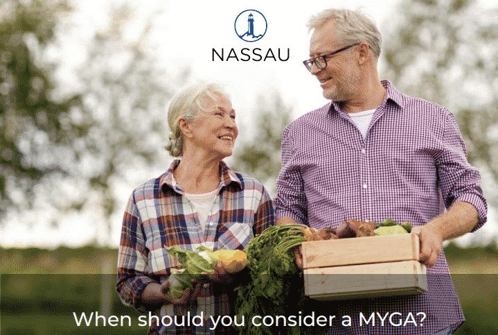 Nassau simple annuity 6 year